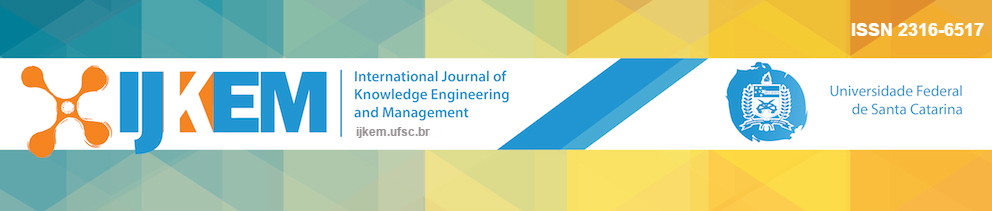INTERNATIONAL JOURNAL OF KNOWLEDGE ENGINEERING AND MANAGEMENT (IJKEM)